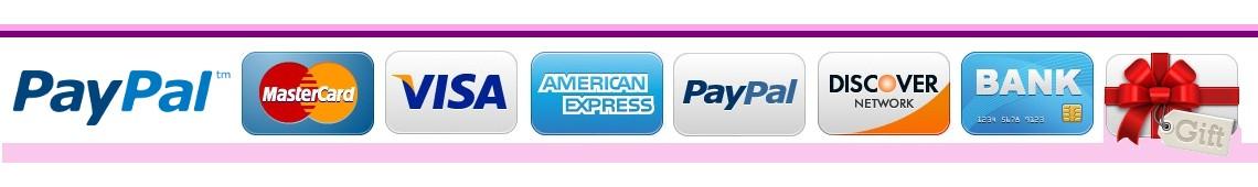 Bitcoins, Amex, Paypal , Visa, Mcard, Cash, Cheque, Postal Order