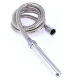 ♥  Intimate Shower Douche with stainless hose for regular taps 1.5mt ♥