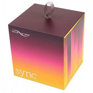 We Vibe SYNC adjustalbe & multi function vibrations