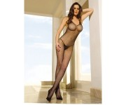 ❤ Crotchless Fishnet Bodystocking One Size ❤