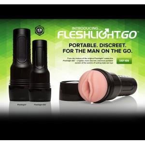 ★ Fleshlight GO Pink Lady Surge Vagina ★