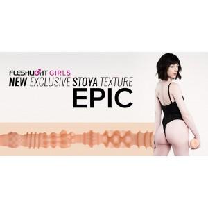 Stoya EPIC anal Fleshlight